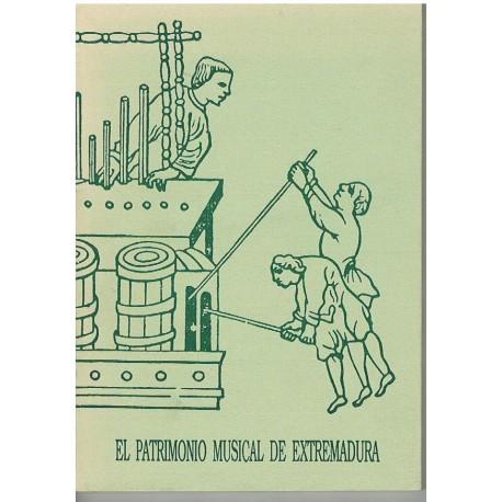 El Patrimonio Musical de Extremadura. Cuaderno de Trabajo nº1. Ediciones  De La Coria