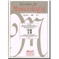 Revista de Musicología Vol.16 (1993 nº5)