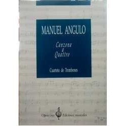Angulo, Manu Canzona a Quattro (4 Trombones)