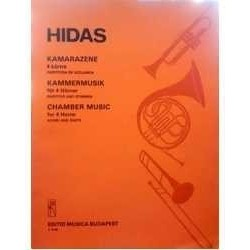 Hidas Música de Cámara (4 Trompas)