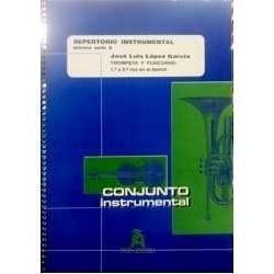 López García Repertorio Instrumental (Trompeta y Fliscorno)