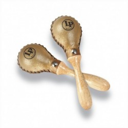 Maracas Latin Percussion Mini Rawhide LP285