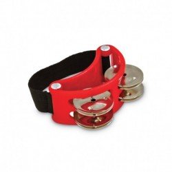 Pandereta de pie LP 188 Foot tambourine