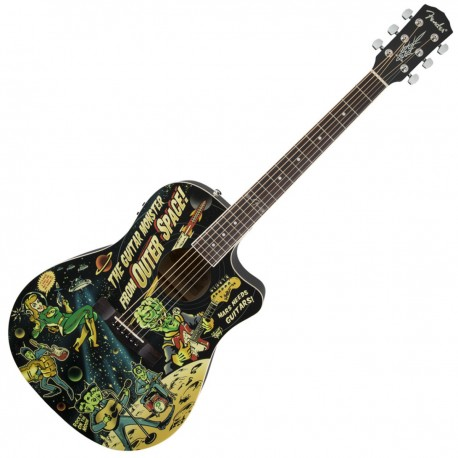 Fender T-Bucket Vince Ray Space Outer