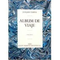 Turina Album De Viaje
