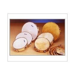 PANDERETA HONSUY 41050 20 cm PARCHE PIEL