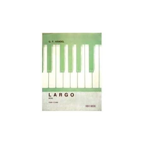 "Haendel Largo (de la Opera Xerses)"""""