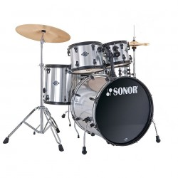 BATERIA SONOR SMART FORCE COMBO BRUSHED CHROME