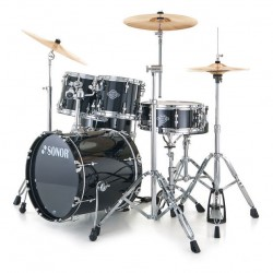 BATERIA SONOR SMART FORCE XTENDED STAGE 2 BLACKPLATOS