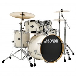 BATERIA SONOR ESSENTIAL STUDIO CREME WHITE