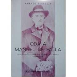 Blanquer. Oda a Manuel de...