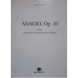 Igoa, Enriqu Adagio Op.10 (Septeto de Cuerda)