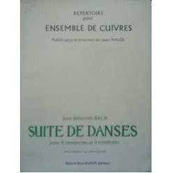 Bach, J.S. Suite de Danses...