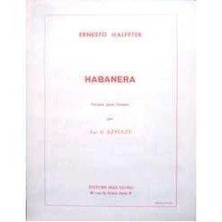 Halffter, Er Habanera...
