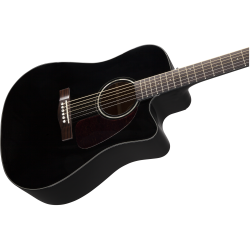 Fender CD-140SCE Black