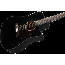 Fender CD-140SCE Black