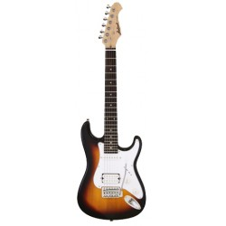 Guitarra ARIA Stratocaster MINI sombreado SERIE STG 1 2