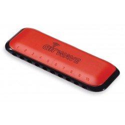Armonica Suzuki Airwave AW 1 Rojo