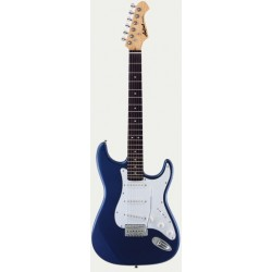 Guitarra ARIA Stratocaster Serie STG 003 azul