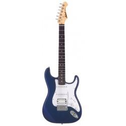 Guitarra ARIA Stratocaster Serie STG 004 azul