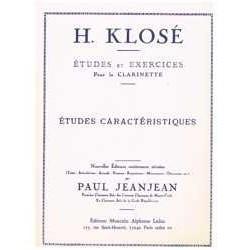 Klose, H. Estudios...