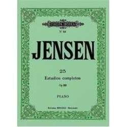 Jensen. 25 Estudios...