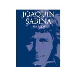Sabina, Joaquín. The Best of Joaquin Sabina (Piano/Voz/Guitarra)