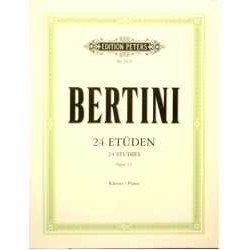Bertini Estudios Op.32