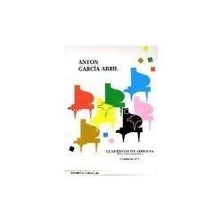 Garcia Abril. Cuadernos De Adriana Vol.1 (Piano)