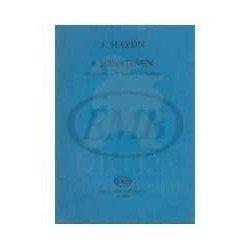 Haydn. 6 Sonatinas para...