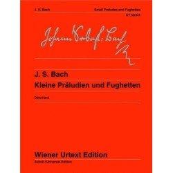 Bach, J.S. Pequeños...