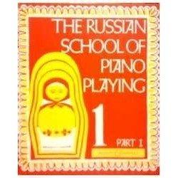 La Escuela Rusa de Piano Vol.1