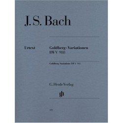 Bach, J.s. Variaciones...