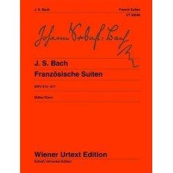 Bach, J.S. Suites Francesas...