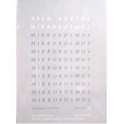 Bartok, Bela Mikrokosmos Vol.3