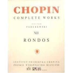Chopin. Rondos