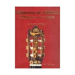 Leal Pinar. Guitarreros de Andalucia. Artistas para la Sonanta