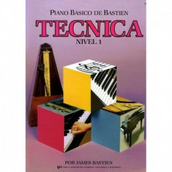 Bastien, Jam Tecnica Nivel 1