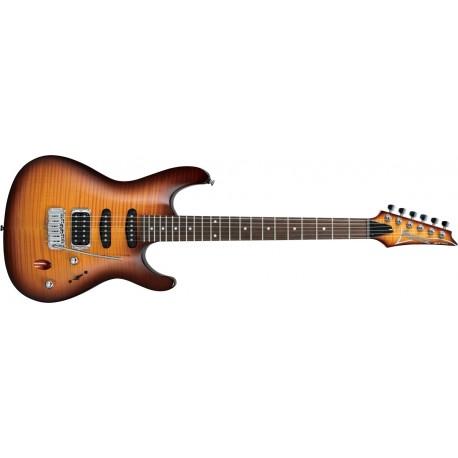 Guitarra Ibanez SA160FM-BBT