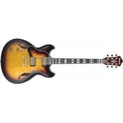 Guitarra Ibanez AS153L-AYS