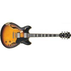 Guitarra Ibanez ASV100FMD-YSL