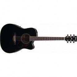 Guitarra Ibanez AW70ECE-BK