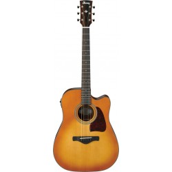 Guitarra Ibanez AW400CE-LVG