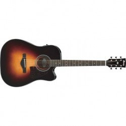 Guitarra Ibanez AW4000CE-BS