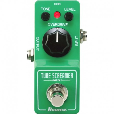 Efecto Ibanez TSMINI TUBE SCREAMER MINI