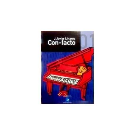 Linares, Javier. Con-tacto Vol.1 (Piano)