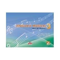 Sarget/Beltran/Molto. Lenguaje Musical 3 Alumno +CD