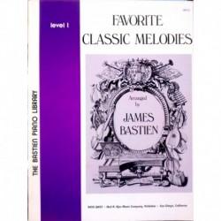 Bastien, Jam Favorite Classic Melodies V.1