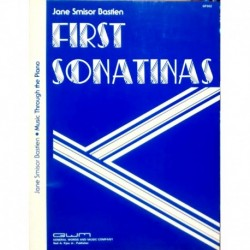Bastien, Jan First Sonatinas