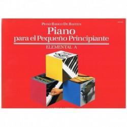 Bastien, Jam Piano Para El Pequeño Principiante Elemental A
